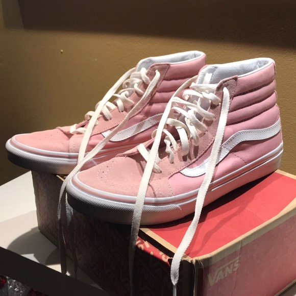 73aac22b1ce7 SK8-hi slim Zephyr Pink Old Skool Vans. M 5a4c2d813b1608a0b7002f89